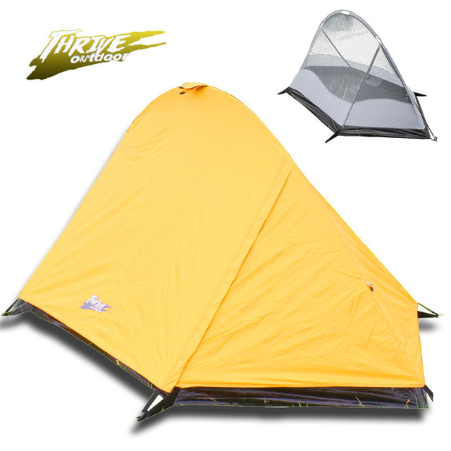 Double layer 1.5 two-door single pole light type casual beach tent outdoor c&ing tents  sc 1 st  AliExpress.com & Double layer 1.5 two door single pole light type casual beach tent ...