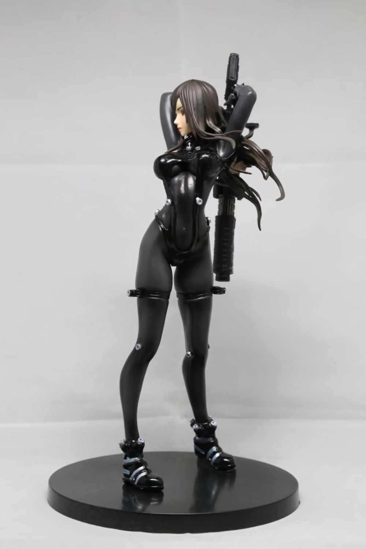 25 см аниме Gantz Shimohira Reika Xshotgun ver. ПВХ фигурка Коллекционная модель Speelgoed