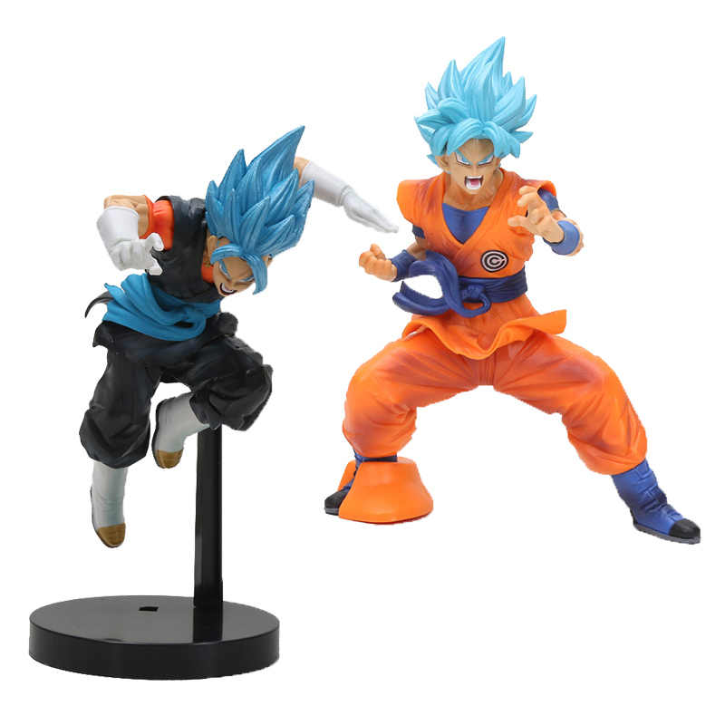 20 centímetros Anime Dragon Ball Z Dragonball dragon ball super saiyan goku vegito Figuras de Ação Figurine Collectible Toy Modelo presente