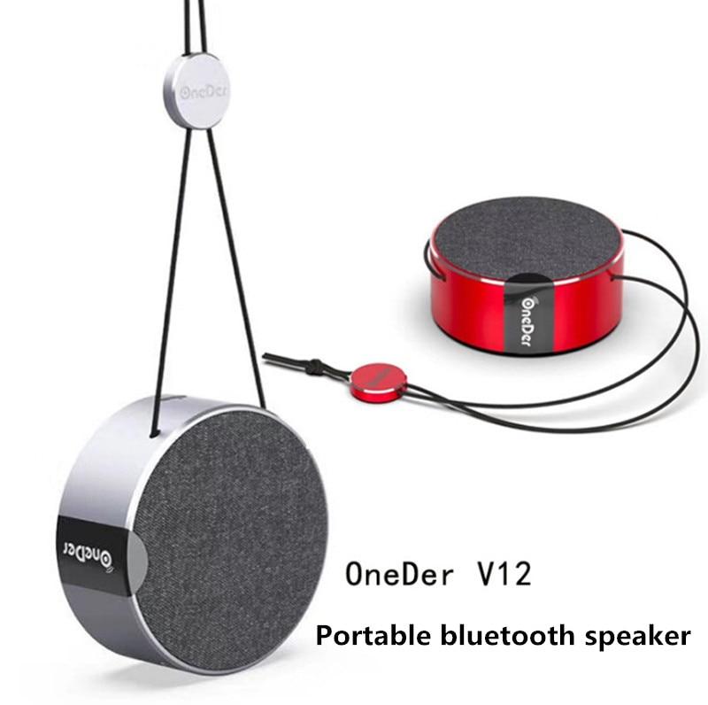 Portable Wireless Bluetooth Speaker Stereo Portable TWS Series Speaker Speaker Builtin Microphone MP3 MINI Subwoof Smart Speaker(China)
