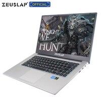 15,6 дюймов игровой ноутбук 6 ГБ оперативная память + 128 Гб/256 ГБ/512 SSD Intel 4 ядра Процессор Nvidia GT940M 1920*1080 P ips экран тетрадь компьютер