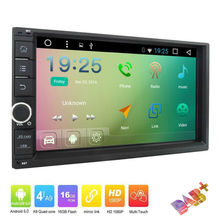Android 6.0 WIFI 7″ Double 2DIN Car Radio Stereo no DVD CD player in dash car radio MP3 Player GPS Bluetooth SUPPORT DAB+,DVR
