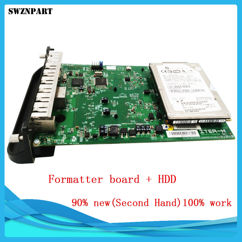 Formatter Board card For HP DesignJet T1200 T1200PS T770 CH539-67001 CH538-67004 Formatter PCB card Print interface card new original formatter main logic board for hp designjet z3100 z3100ps q5670 67001 q6660 61006 q5670 60011 q5669 60175 67010