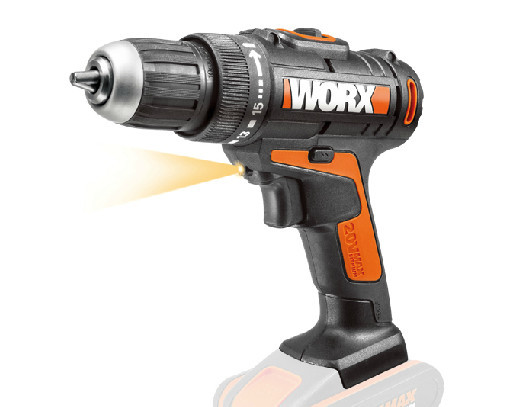 Free Shipping WORX  Electrical Screwdriver 20V Li-ion Not Include Battery And Charger --naked Tool