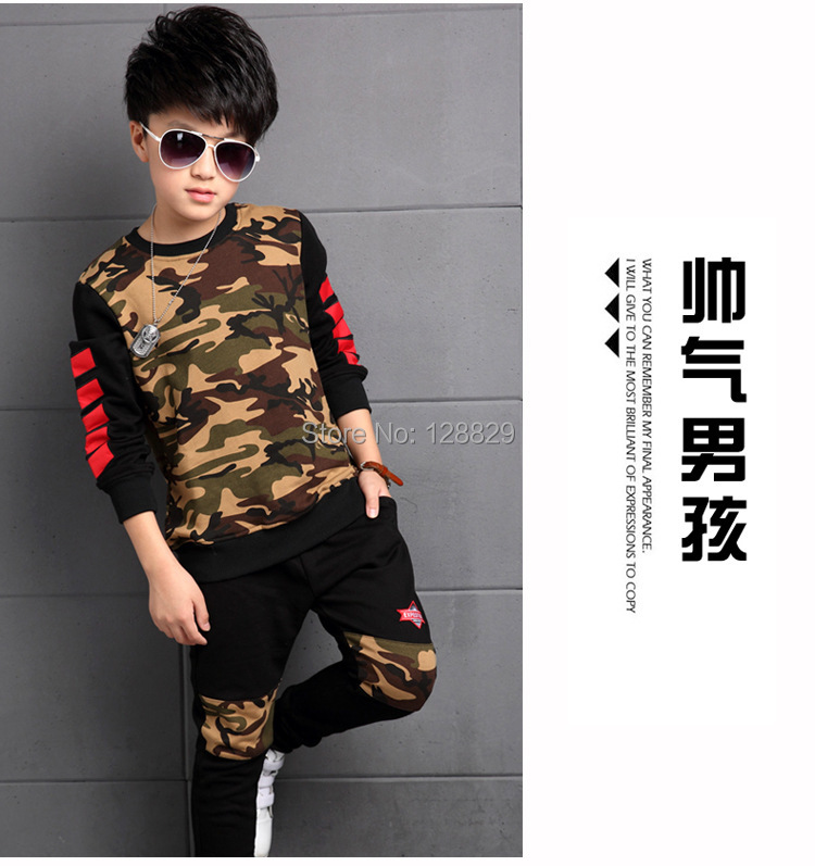 Boys Clothing Sets (2)