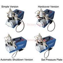 Hot sale High Pressure Air Pump 300BAR 30MPA 4500PSI