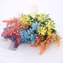 Artificial Flowers Orchid Silk Real Touch Wedding Flower Orchid Floral Christmas Party Plantas Artificiales Para Decoracion цена и фото