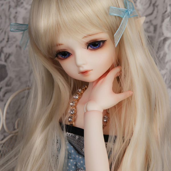 2018 Newest Arrival 1/4 BJD Doll BJD/SD LOVELY Beautiful Doll For Baby Girl Gift