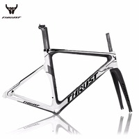 2017 Top New T800 UD Full Carbon Road Frame Bike Racing Bicycle Frameset Accept Custom Logo