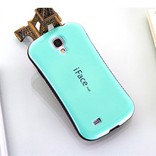 Dropproof case For Samsung Galaxy S4 Shockproof Cover For Galaxy S4 i9500 case Anti-Knock Shell candy color