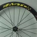 Новейший желтый 700C 50 мм клинчер обод дорожный велосипед aero 3K полностью углеродное волокно велосипед колесная часть V тормоз 20 5 23 25 мм ширина ...