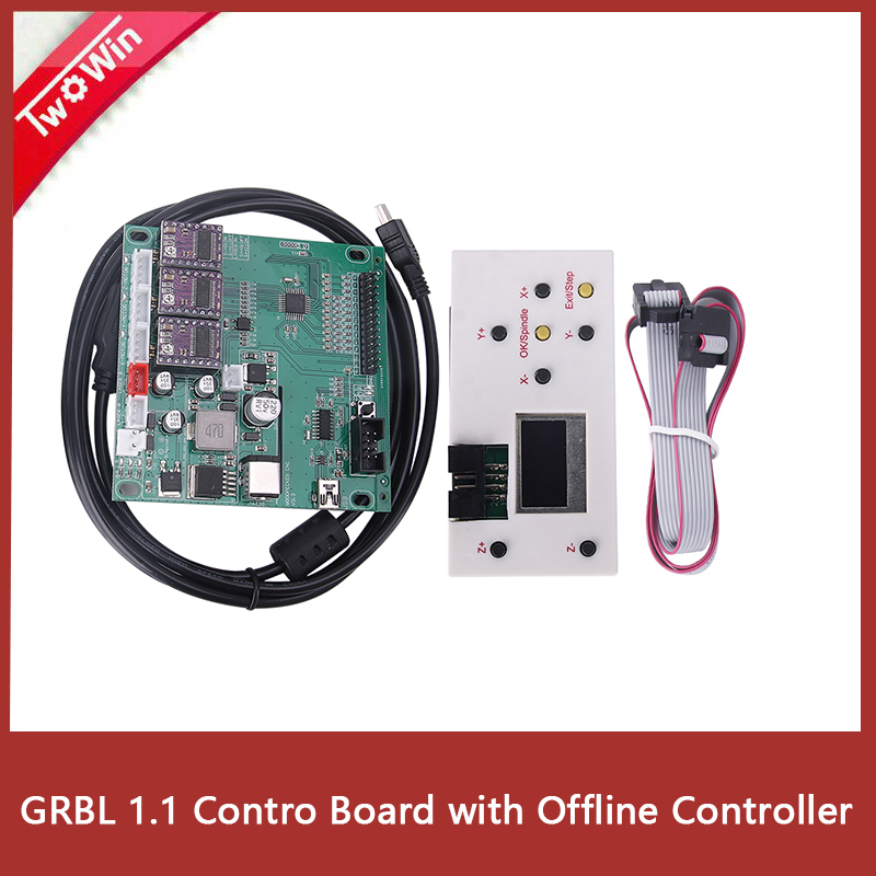 Machine-Control-Board Grbl 1.1 3-Axis With Engraving Usb-Port CNC