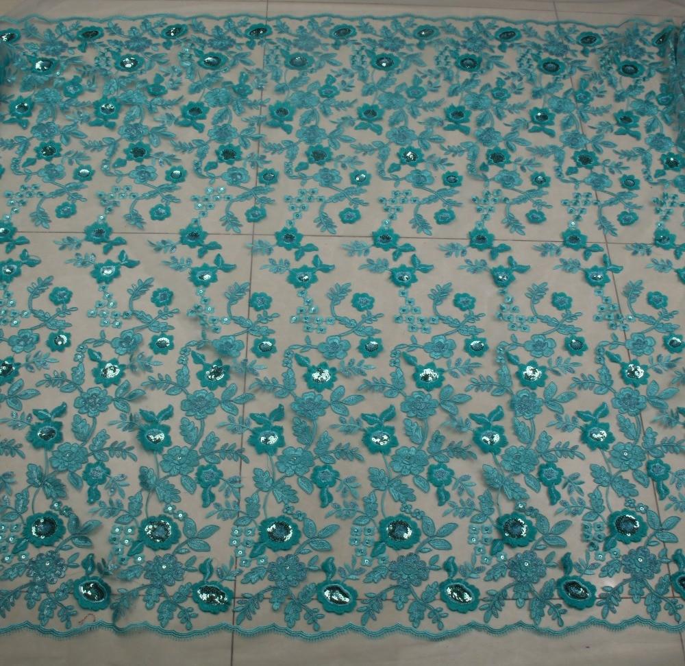 Online get cheap aqua sequin fabric for Cheap cloth material