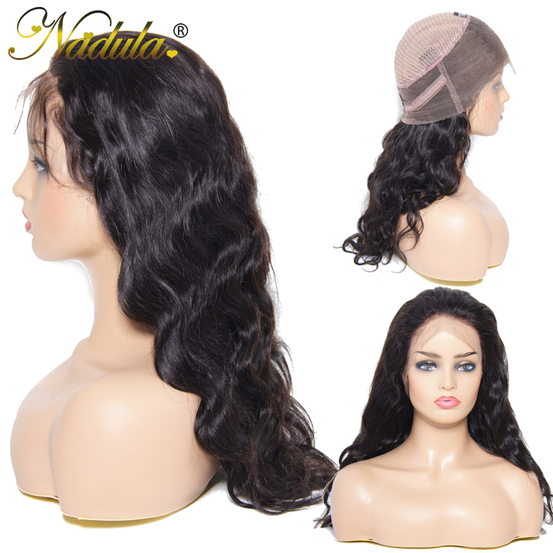 Nadula Hair Body Wave Wig 360 Lace Front Wig 150% /180% Density   Hair Lace Front  Wigs With Baby Hair 3