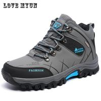 2016 Men Creeper39 47 Men Winter Shoes Plush Warm Men Casual Shoes Plus Size US13 Hip