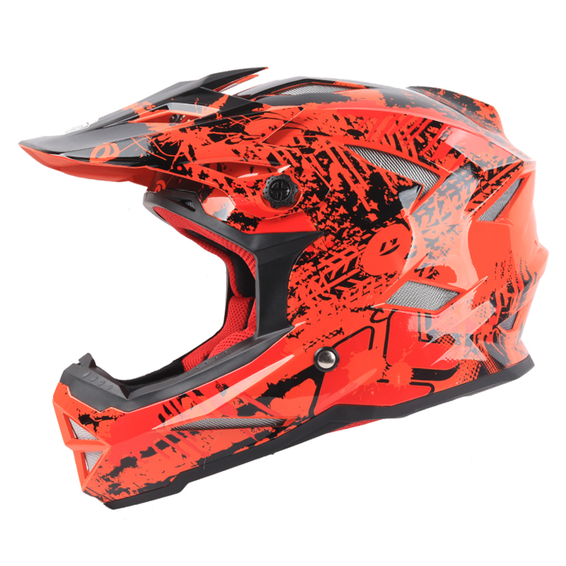 Casque De Cross Thh Motocross Capacete Léger Casque Intégral Dh Vtt