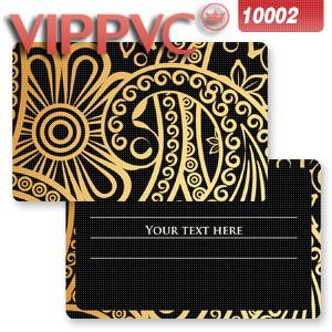 aliexpress com buy a10002 card template pvc white plastic