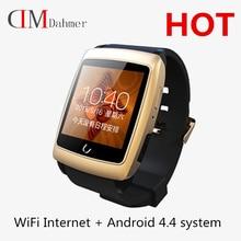 2016 Bluetooth Smartwatch U18 Smart Uhr Android 4.4 Armbanduhr W/GPS Wifi 4G ROM Für Samsung Sony HTC Smartphone