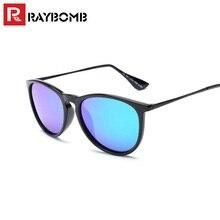Raybomb — мода поляризовыванная кошачий глаз очки женщины мужчины солнцезащитные очки ретро дамы эрика стиле солнцезащитных очков