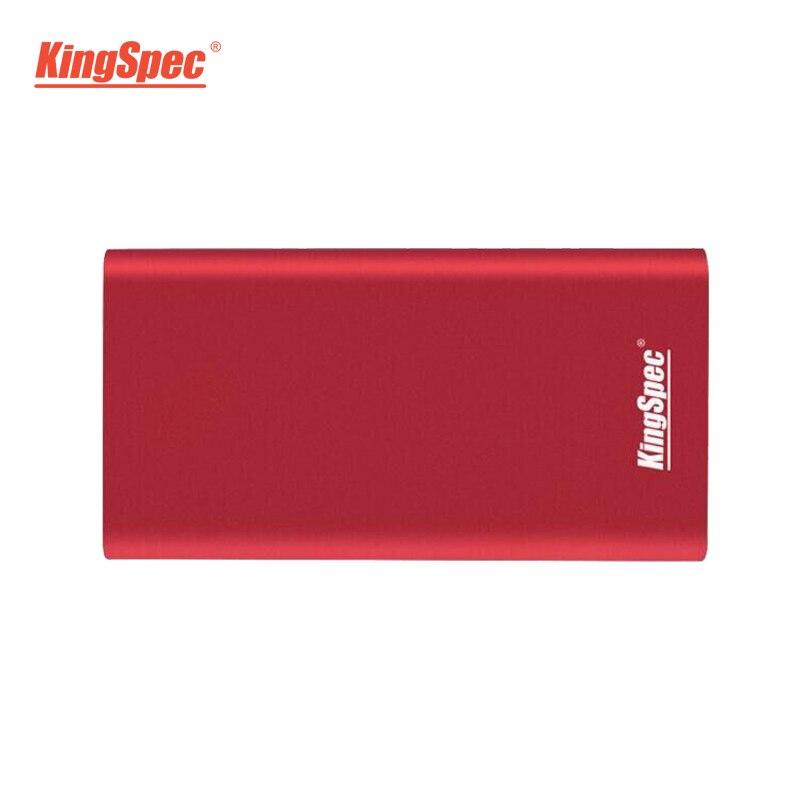 Disque dur Portable KingSpec SSD Hdd disque dur externe SSD 1 to USB 3.1 type-c Usb 3.0 hd externo 1 T pour ordinateur de bureau - 5