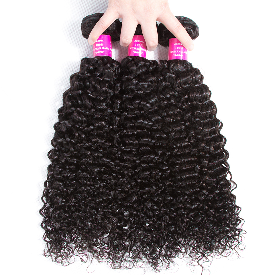 Queenlike Hair Products 30 Days No Reason Return Real Human Hair Weave Bundles Non Remy 3