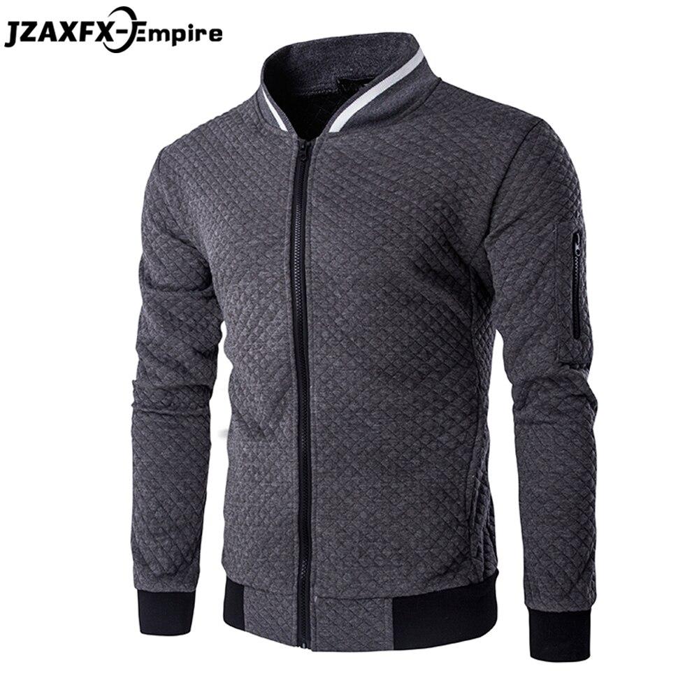 Men's Hoodies Zipper Design Mens Jacket