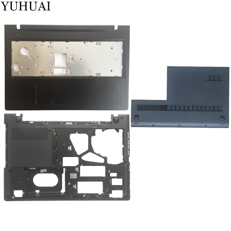 Nouveau Pour Lenovo G50-70A G50-70 G50-70M G50-80 G50-30 G50-45 Z50-70 Repose-poignets couvercle/Fond Couverture De Base Cas/HDD Dur cache du disque