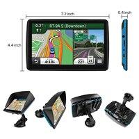 7 inch HD Car GPS Navigation FM Navitel 2019 latest Europe Map Sat nav Truck gps navigators automobile
