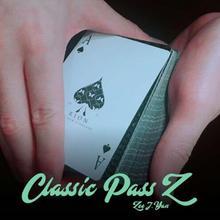 Классический Pass Z by Zee Волшебные трюки