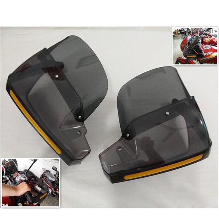 Professionelle Geändert moto rbike hand shiled für yamaha Harley Davidson Ducati zubehör moto schutz moto rcycle handschutz