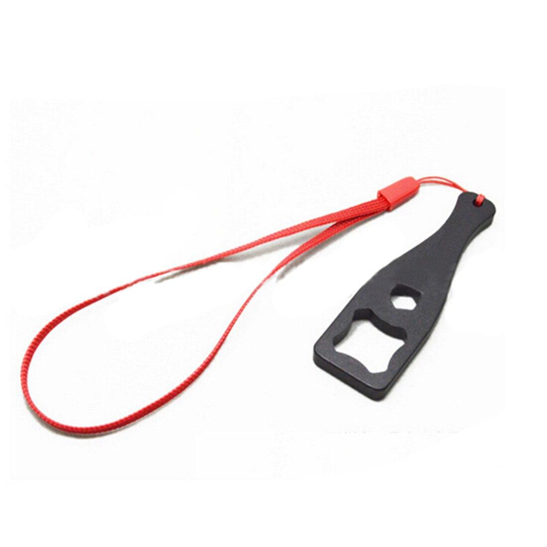 New Black Plastic Tighten Knob Bolt Nut Screw Wrench Spanner For Gopro
