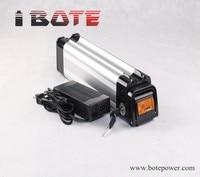 popular selling silver fish electric bike battery pack 24v 20ah aluminum case , 24 volts e bike battery
