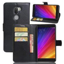 Бренд Тьюк Роскошные Кожаные Case Для Xiaomi 5S Плюс MI5S Плюс Mi 5S Плюс 5.7 дюймов Флип Бумажник Обложка Стенд Телефон Сумка & Case