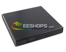 for Dell Alienware 13 15 R1 R2 R3 FHD Gaming Laptop USB 8X DVD Player DVD-ROM Combo Reader 24X CD-RW Burner External Drive Case
