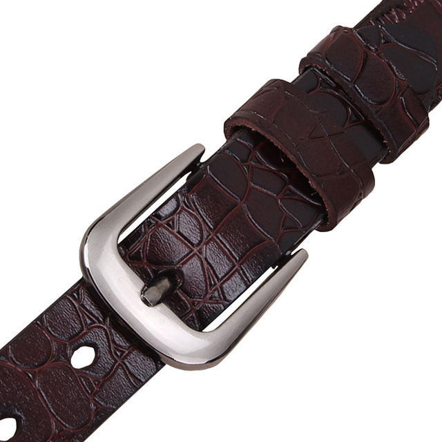 New Women Belts for jeans Genuine leather belt woman and girl Good Cow Second layer skin strap Fashion girdle female