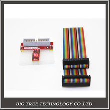 1Set Raspberry PI GPIO Extension Board + 26 Pin Extension Flat Ribbon Cable Wire