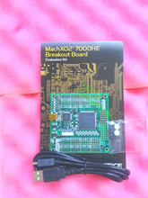 free shipping    MachXO2 development board Evaluation Kit Breakout Board LCMXO2-7000HE-B-EVN