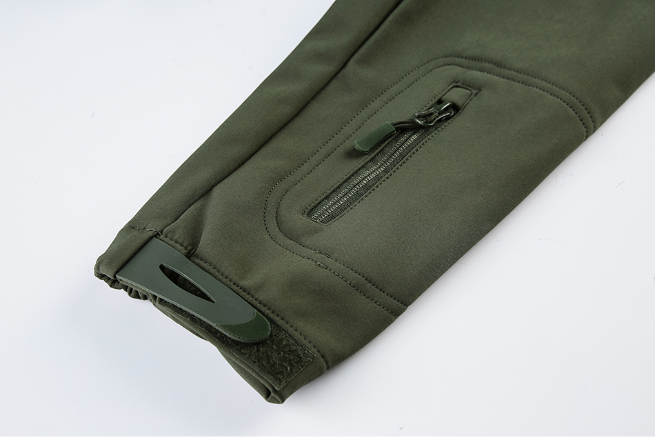 S.ARCHON Shark Skin Soft Shell Tactical Military Jacket Men Fleece Waterproof Army Clothing Multicam Camouflage Windbreakers Men 20