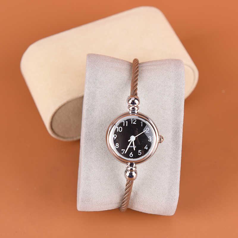 Замшевые подушки для часов Подушка для часов для корпуса коробка для хранения наручные часы подставка для демонстрации браслетов держатель Органайзер черный белый