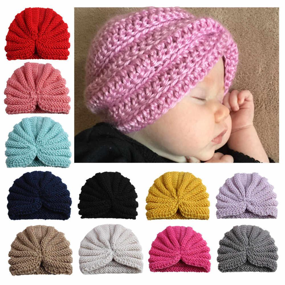 ISHOWTIENDA เด็กวัยหัดเดินทารกเด็กทารก Hollow Out Hat หมวก Headwear ความแข็งหมวกหมวกอุ่นสบายๆสบายๆ Gorro de bebe @ 25