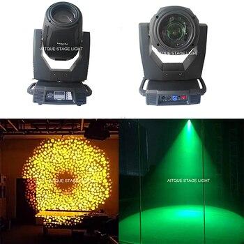 6 lote Dj iluminación haz punto lavado 17r 3 en 1 350 cabezal móvil punto lavado 350 w 17r luz en movimiento la cabeza