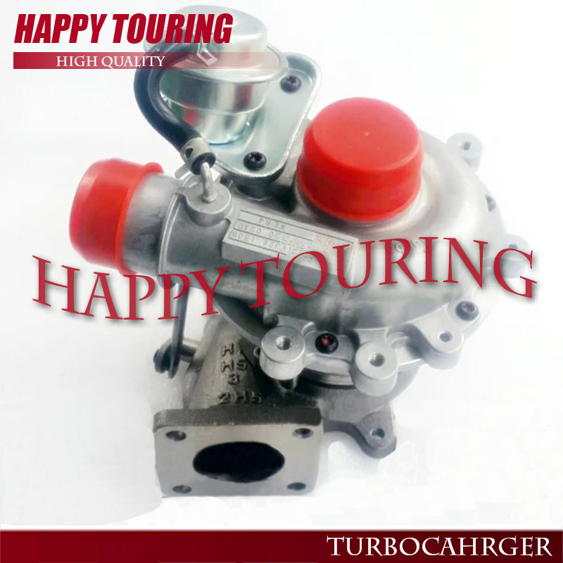NEW RHF5 VJ26 VJ33 VC430089 turbo Turbocharger for MAZDA Bravo B2500/MPV for FORD Ranger J82Y <font><b>WL</b></font>-T 2.5L 109HP VB430012 VA430013 image