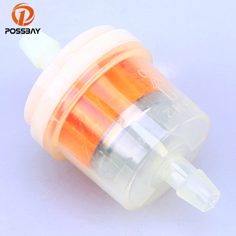 """Fits Yamaha ATV Dirt Bike Clear Inline Gas Magnetic FUEL FILTER 1//4/"""" 5mm 6mm"""
