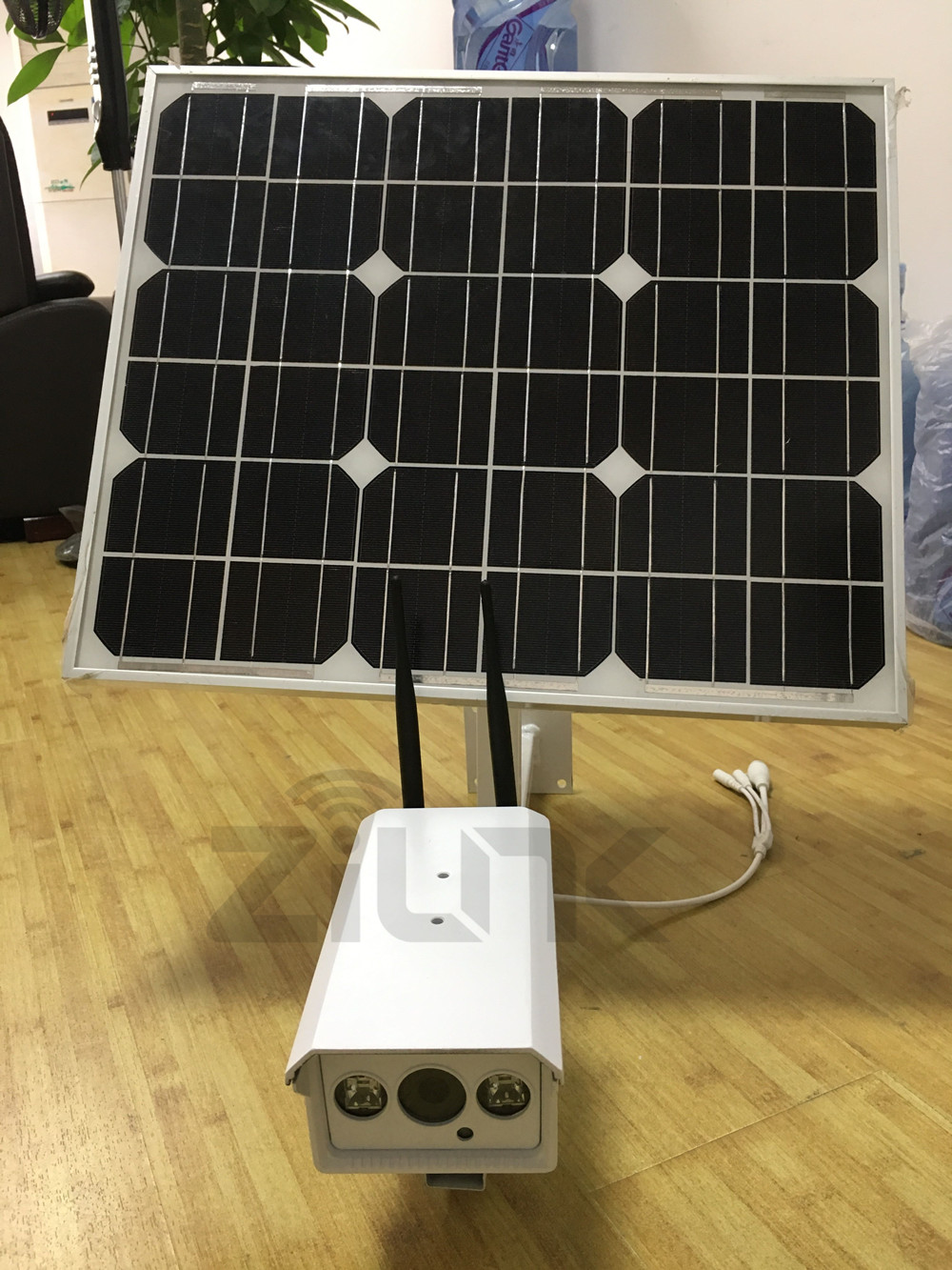Solar 4G Bullet Camera