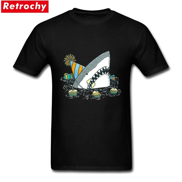 aa2b9cf84a Latest Designer Shark Shirts for Adults Men Short Sleeve Shark week T shirt  Funny Fashion Style Drop Shipping Tee Aparrel