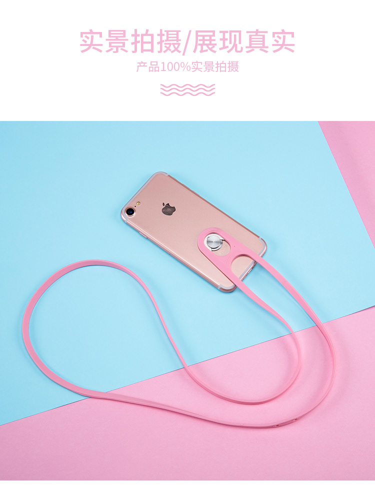 100PCS High quality Universal mobile phone lanyard neck strap for samsung/huawei/xiaomi smartphone-in Mobile Phone Straps from Cellphones & Telecommunications