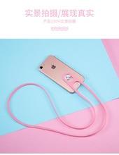 100PCS באיכות גבוהה אוניברסלי טלפון נייד שרוך צוואר רצועה עבור samsung/huawei/xiaomi smartphone