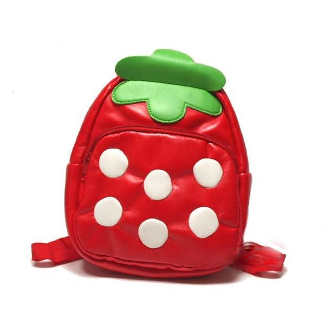 Children bag school cartoon animal backpack Baby Toddler kid's leather Schoolbag Shoulder Bag kindergarten bag 14 styles