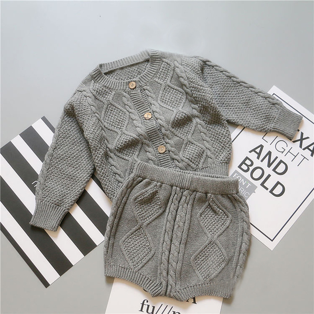 Unisex Baby Winter Sweater...