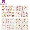 BOP068-071 minions nail art sticker Decoration food cake Design Styling Tools Nail Wraps  Sticker